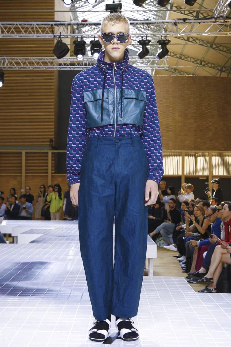 Kenzo – Paris Fashion Week – Spring Summer 2017 – Men's Fashion