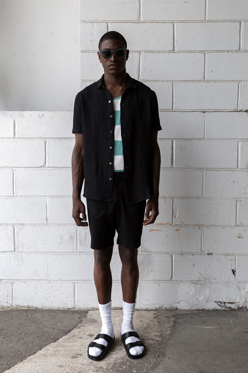 Matiere SS17 Fashion Show at New York Fashion Week Men's in July