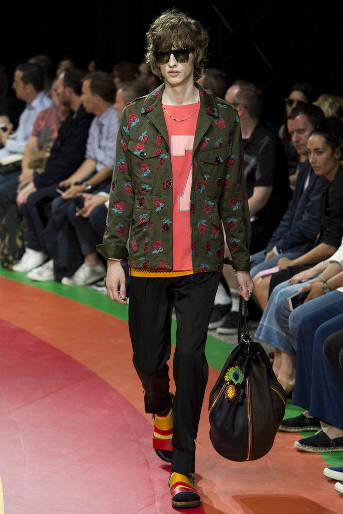 Paul Smith Paris Fashion Week Spring Summer 2017 - Sagaboi - Look 21