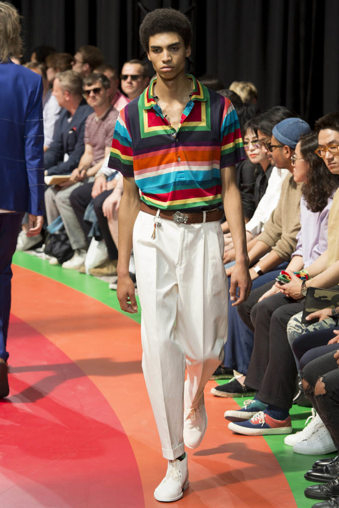 Paul Smith Paris Fashion Week Spring Summer 2017 - Sagaboi - Look 28