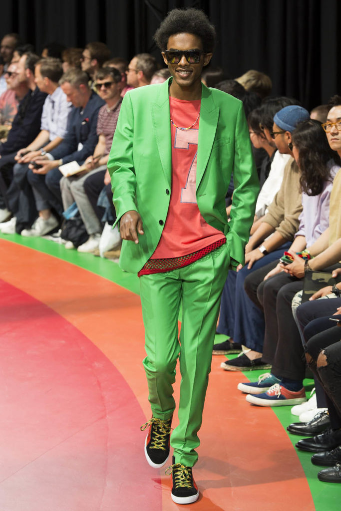 Paul Smith Paris Fashion Week Spring Summer 2017 - Sagaboi - Look 29