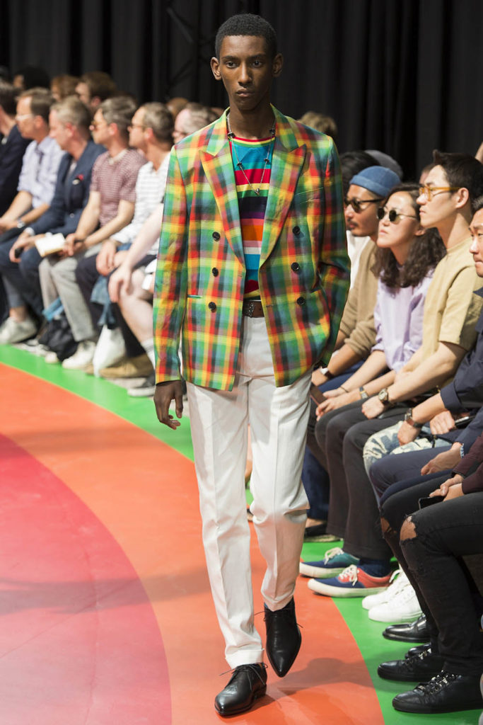 Paul Smith Paris Fashion Week Spring Summer 2017 - Sagaboi - Look 3