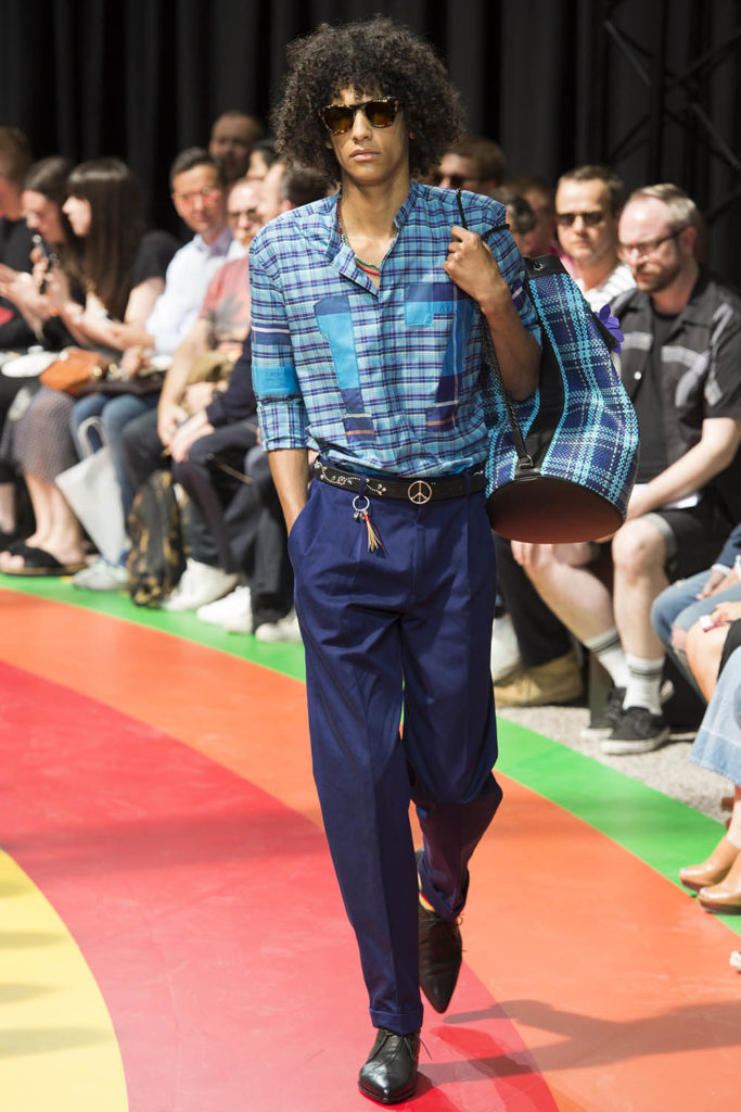 Paul Smith Paris Fashion Week Spring Summer 2017 - Sagaboi - Look 7