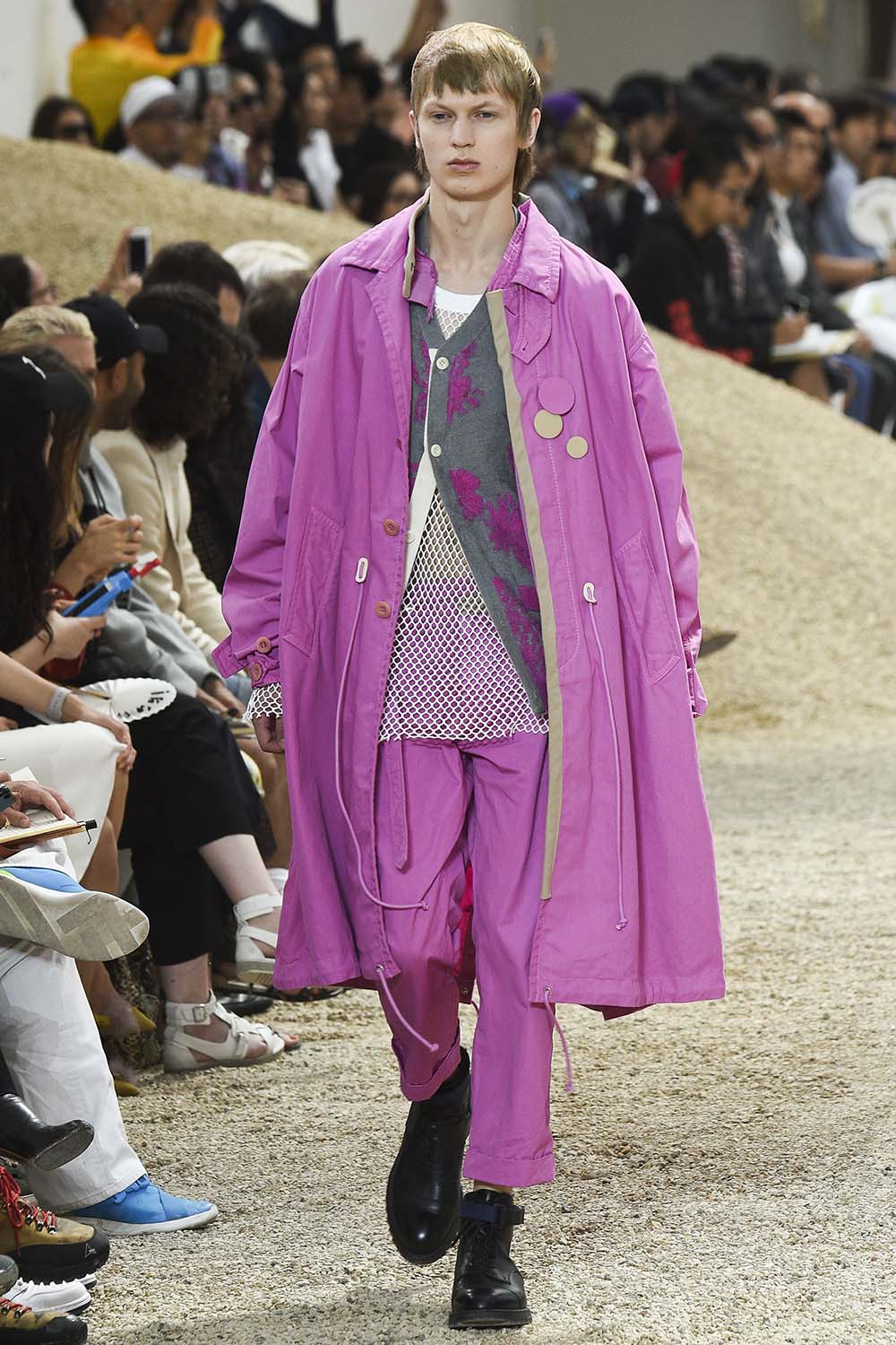 Sacai – Paris Fashion Week – Spring Summer 2017 – Men's Fashion