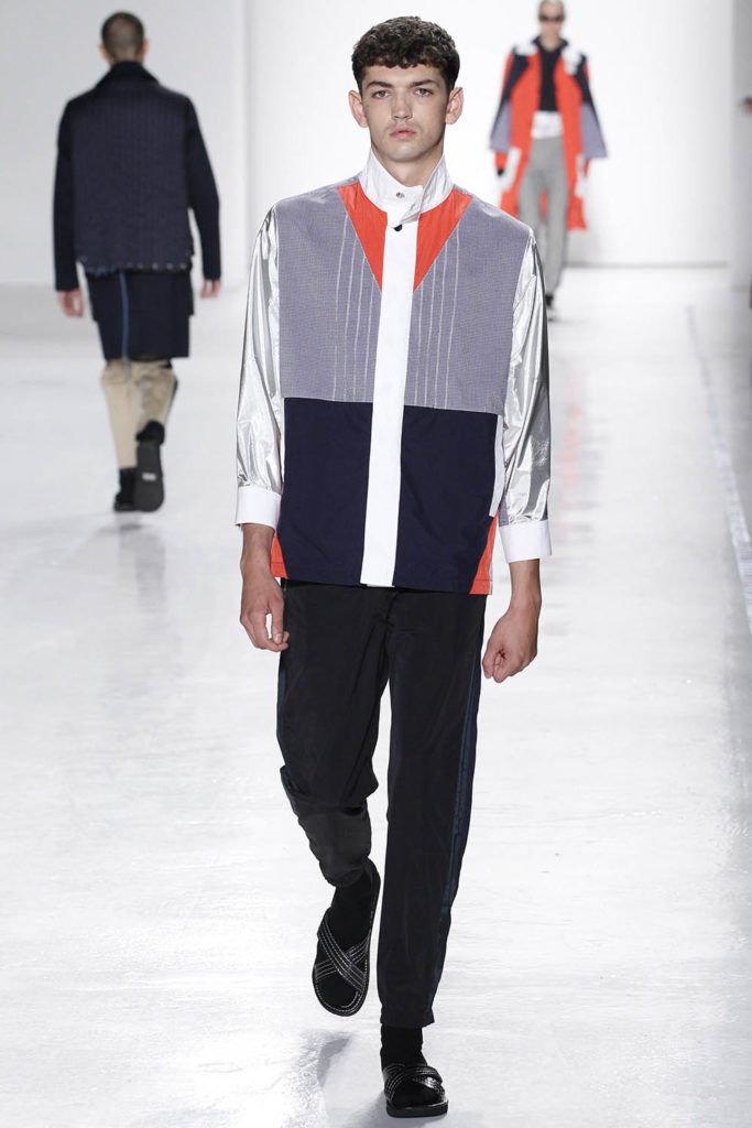 Tim Coppens New York Fashion Week Spring Summer 2017 - Sagaboi - Look 16