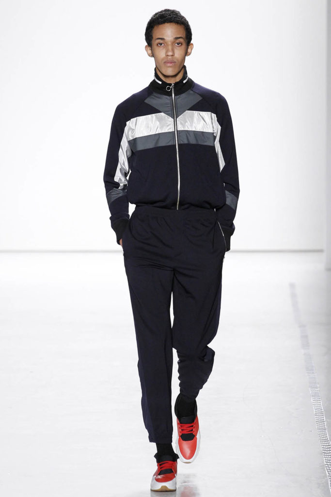Tim Coppens New York Fashion Week Spring Summer 2017 - Sagaboi - Look 18