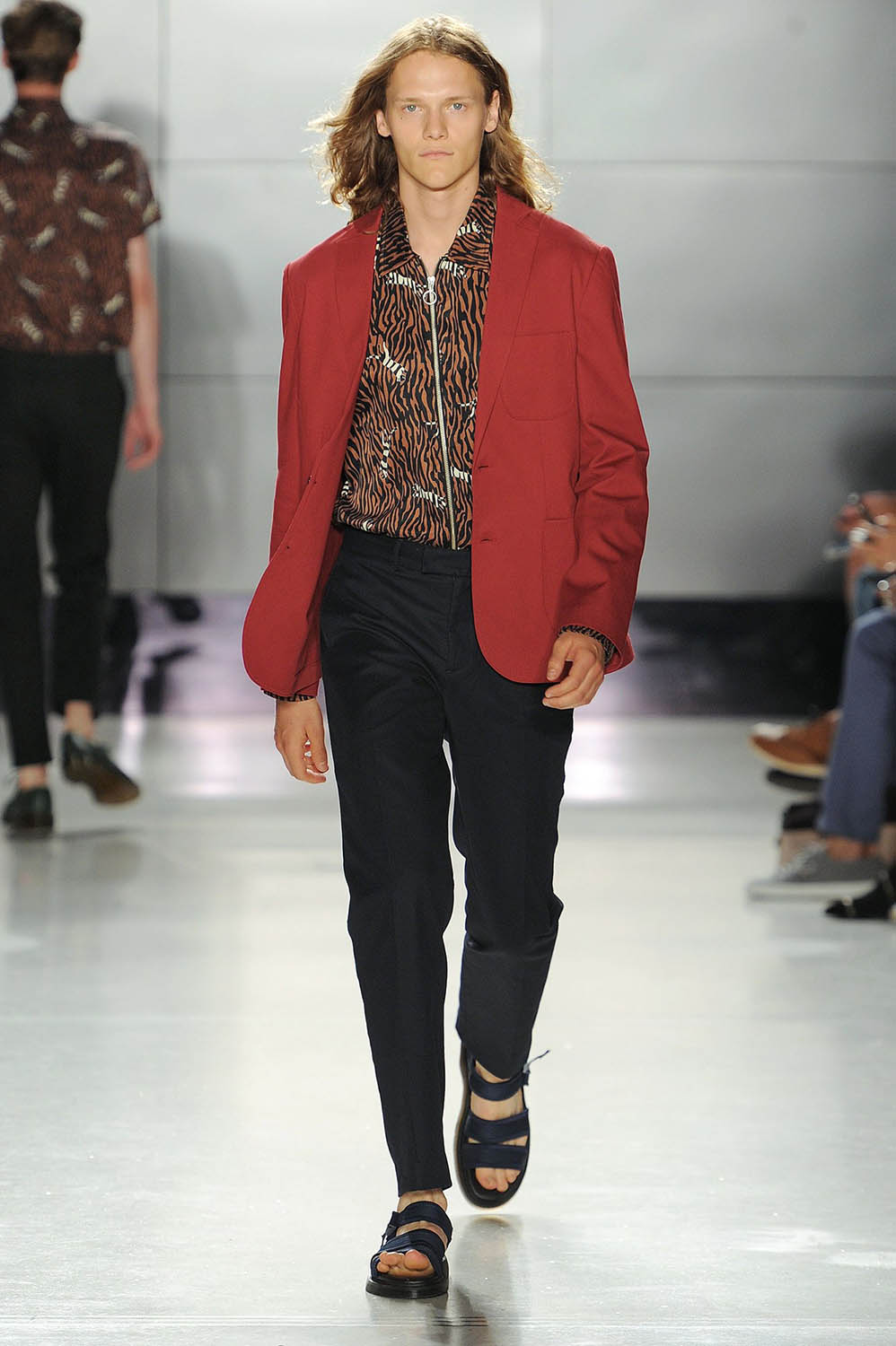 Timo Weiland SS17 Men's Fashion Show at New York Fashion Week Me
