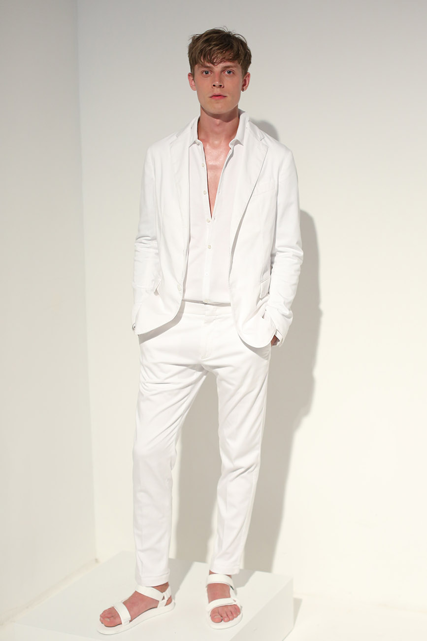 Zachary Prell Men's RTW Spring 2017