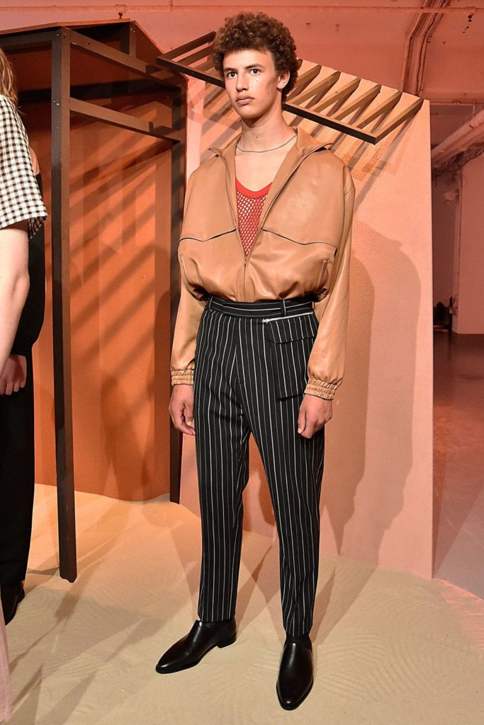 CMMN SWDN London Fashion Week Men's Spring Summer 2017 - Sagaboi - Look 9