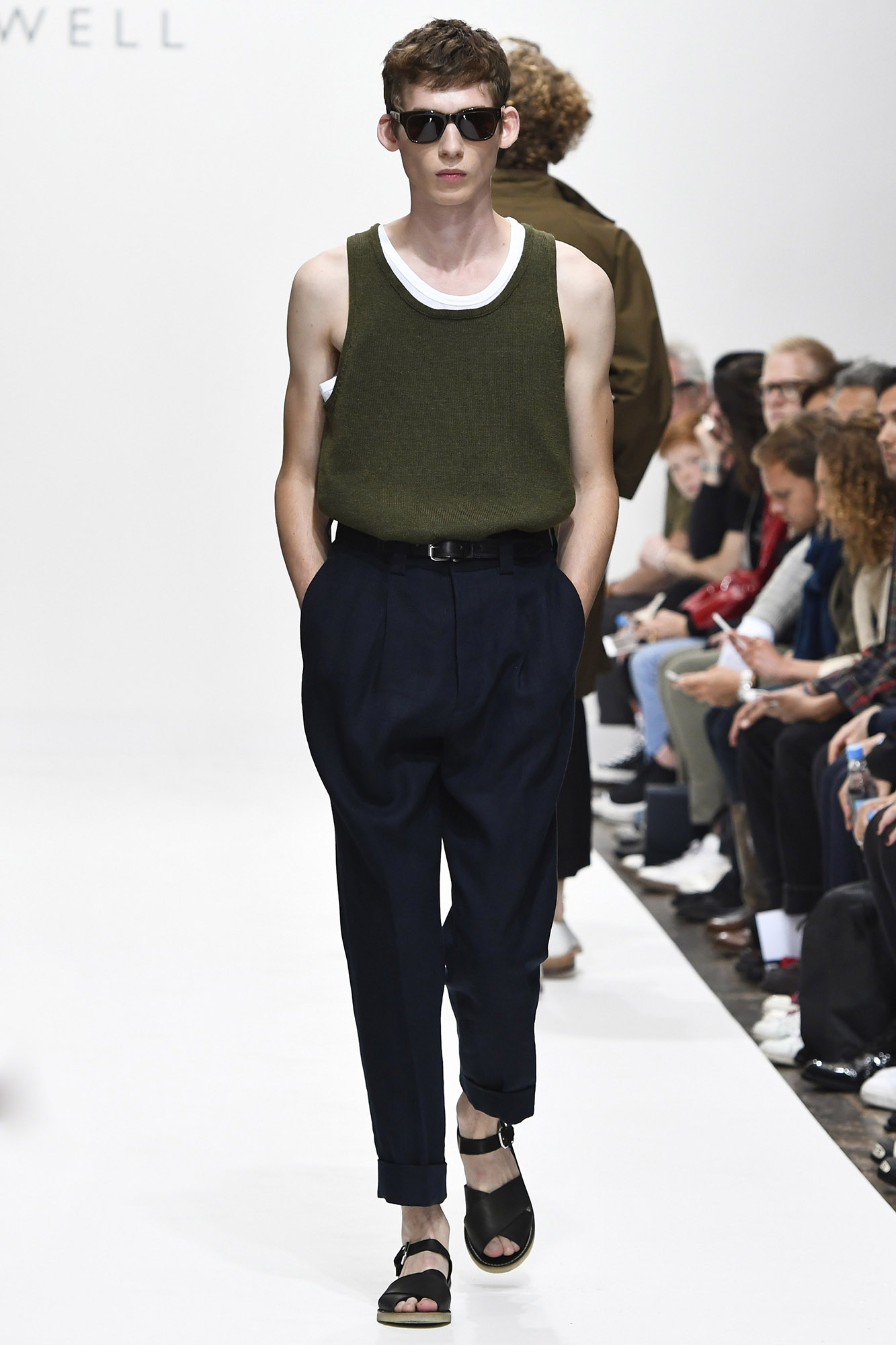 Margaret Howell – London Fashion Week: Men's – Spring Summer 201