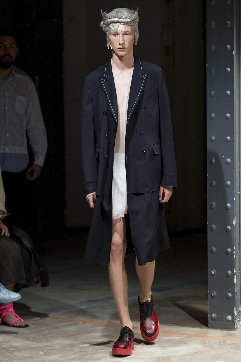Comme des Garcons Homme Plus – Paris Fashion Week – Men's Spring