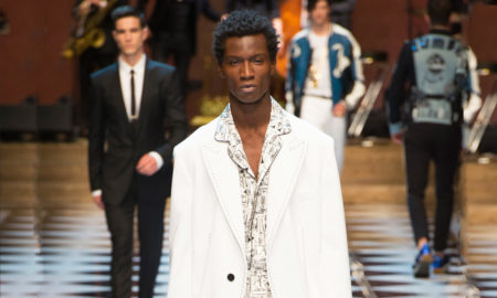 Dolce and Gabbana - Milan Fashion Week: Men's - Spring Summer 2017 - Feature