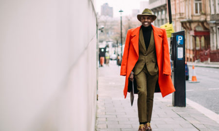 Geoff K. Cooper (Street Style Look) photographed by VALENTINA VALDINOCI