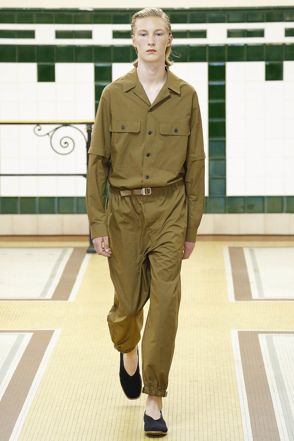 Lemaire – Paris Fashion Week – Spring Summer 2017 – Men's Fashio