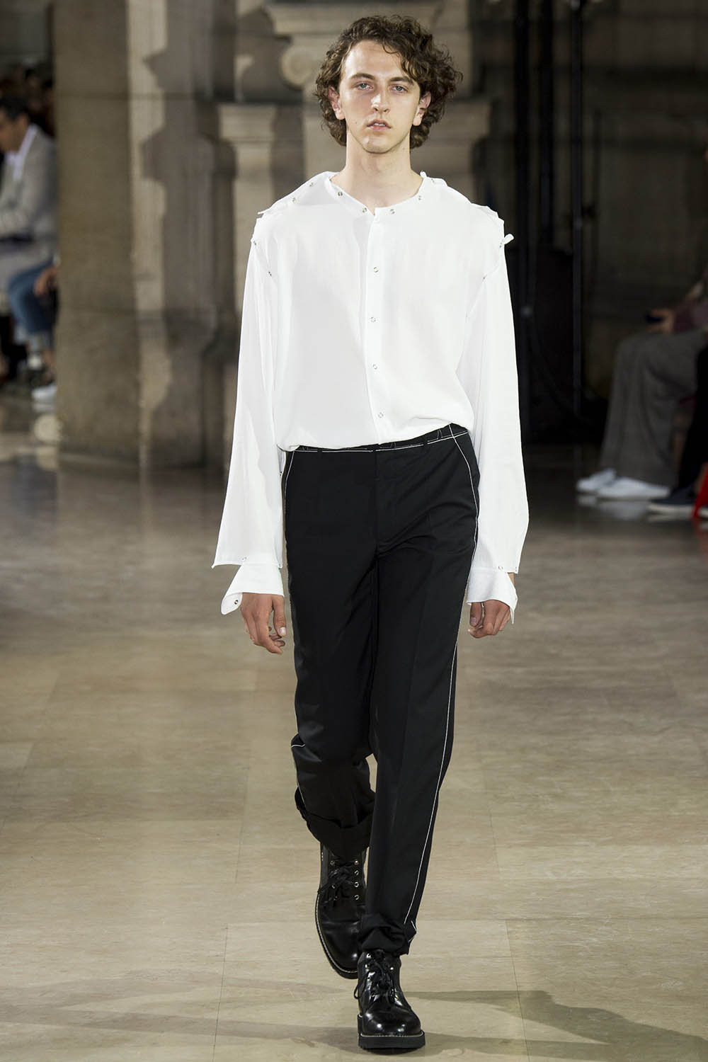 Maison Margiela – Paris Fashion Week – Spring Summer 2017 – Men'