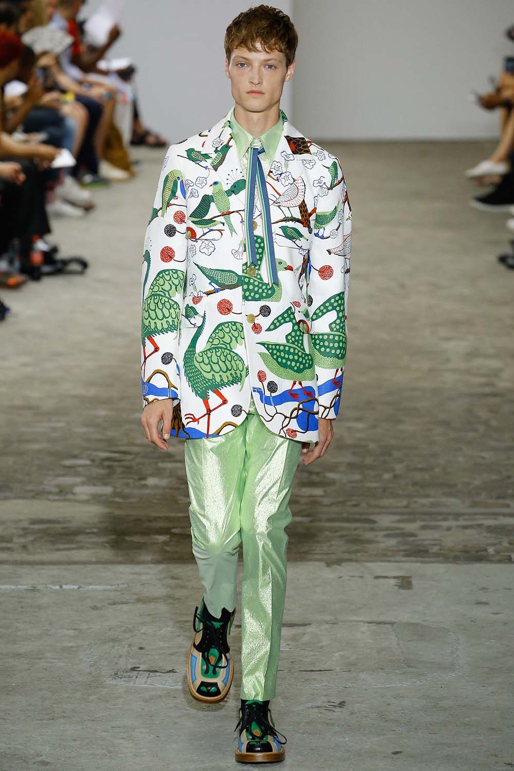 Walter Van Beirendonck – Paris Fashion Week – Spring Summer 2017