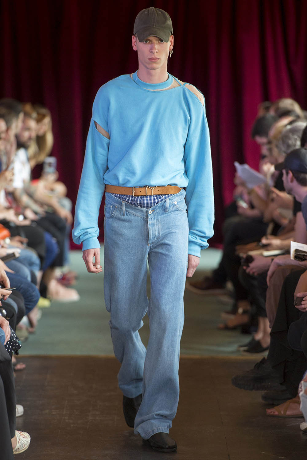 Y/Project – Paris Fashion Week – Spring Summer 2017 – Men's Fash