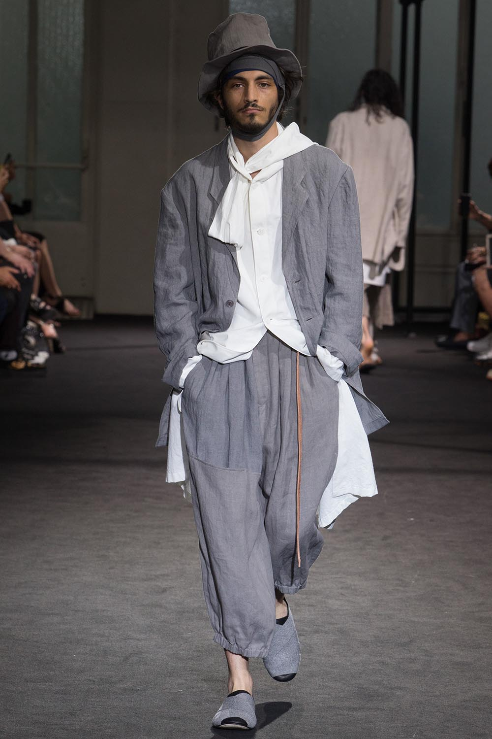 Yohji Yamamoto – Paris Fashion Week – Spring Summer 2017 – Men's