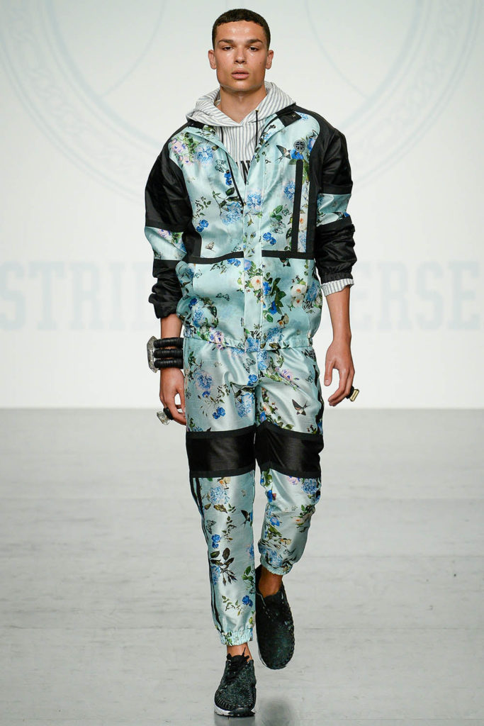 Astrid Andersen London Fashion Week Men's Spring Summer 2018 - Sagaboi - Look 18