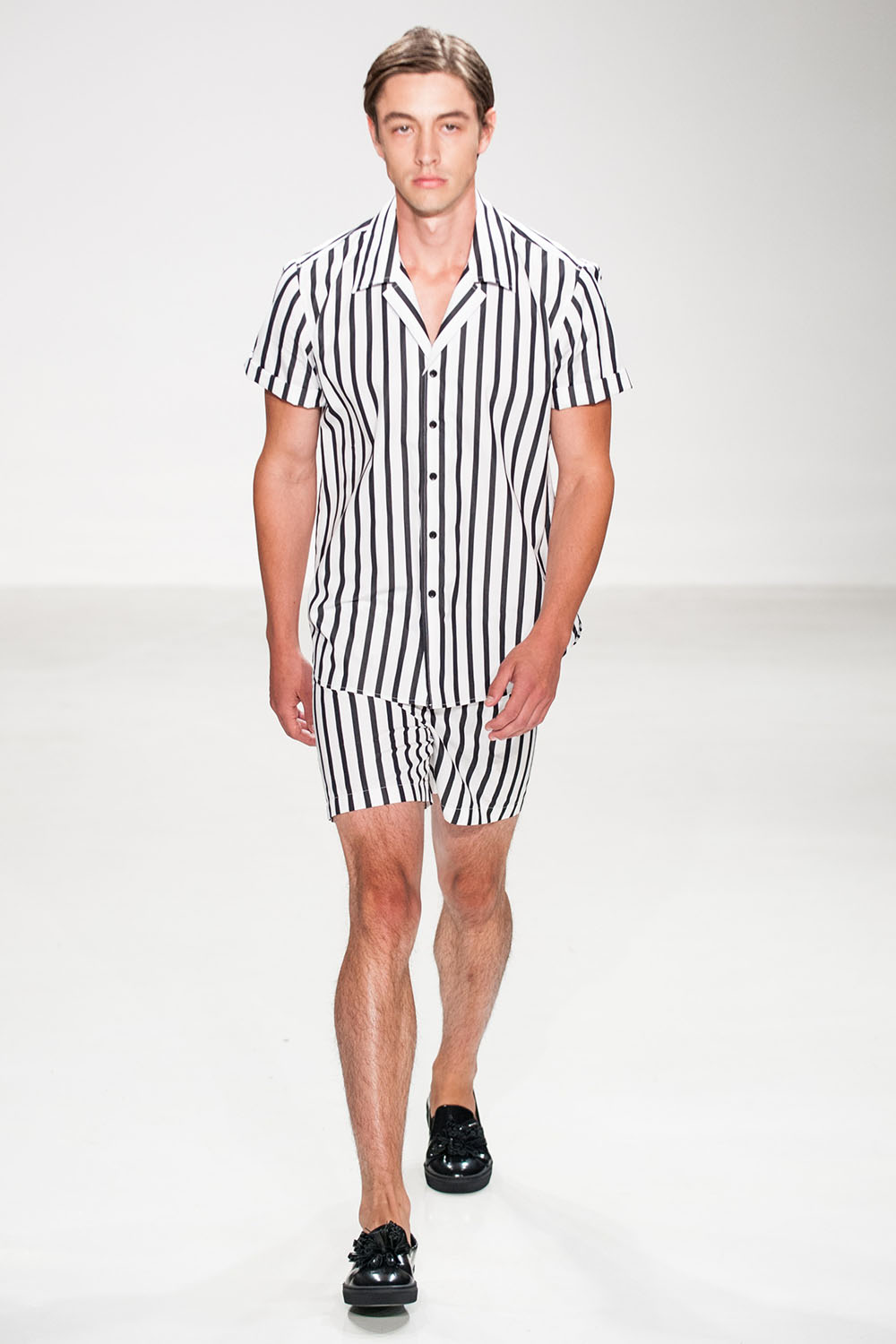 Carlos Campos SS17 Men's Fashion Presentation at New York Fashio