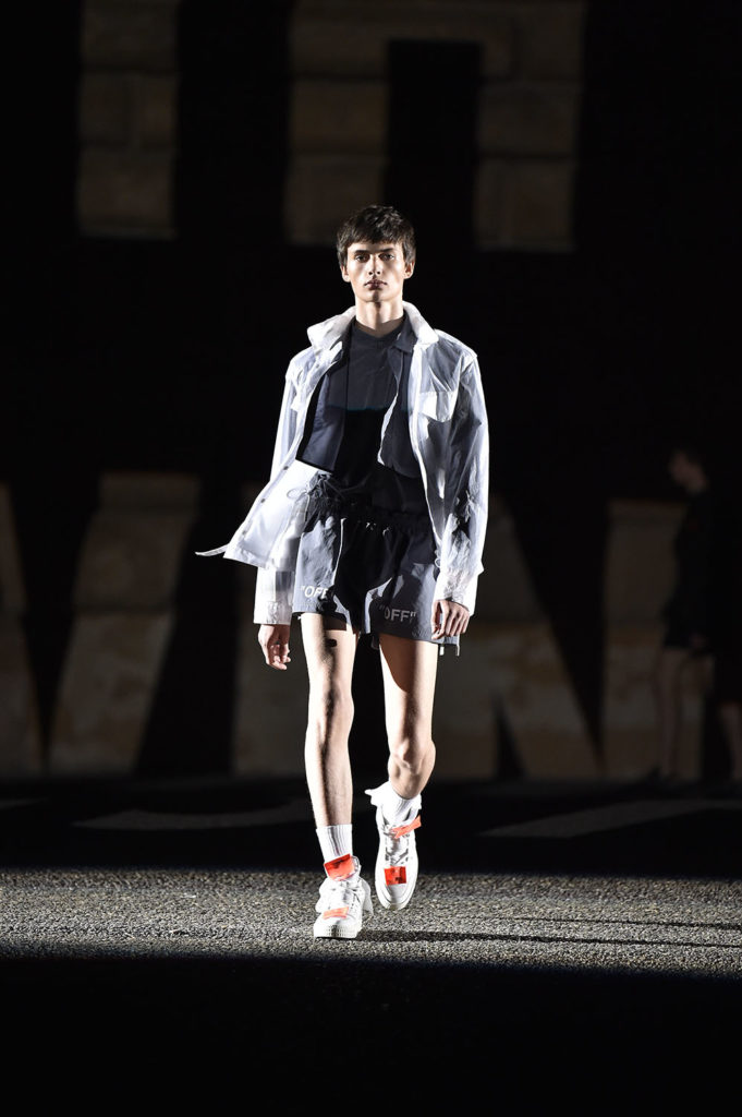 Off-White Pitti Uomo Fashion Week Men's Spring Summer 2018 - Sagaboi - Look 31
