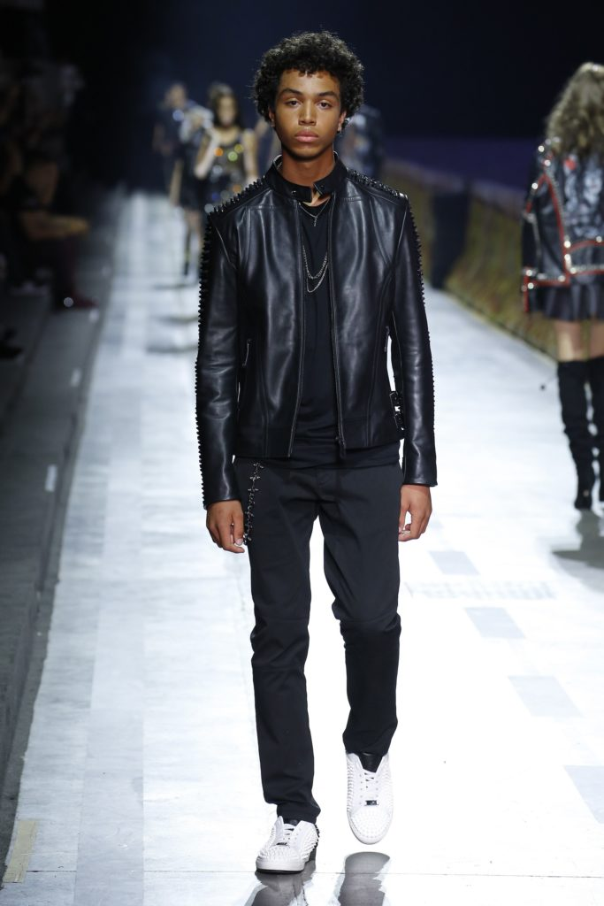 Philipp Plein Milan Fashion Week Men's Spring Summer 2018 - Sagaboi - Look 13