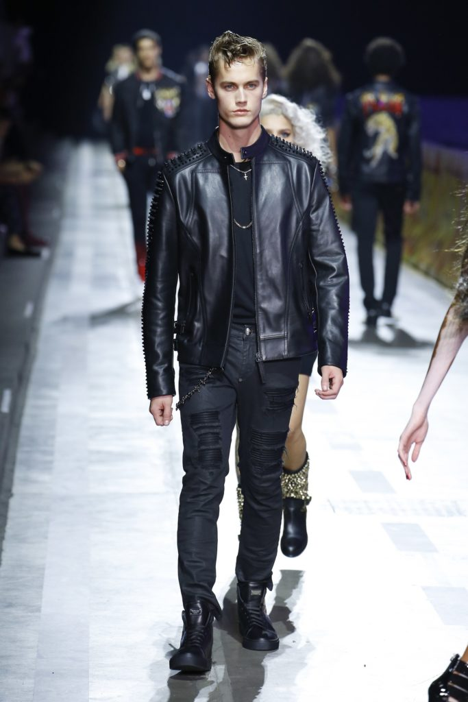Philipp Plein Milan Fashion Week Men's Spring Summer 2018 - Sagaboi - Look 15