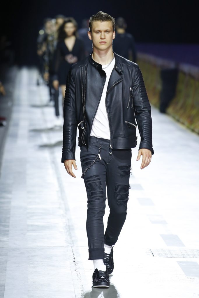 Philipp Plein Milan Fashion Week Men's Spring Summer 2018 - Sagaboi - Look 38