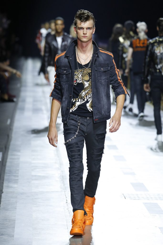 Philipp Plein Milan Fashion Week Men's Spring Summer 2018 - Sagaboi - Look 44