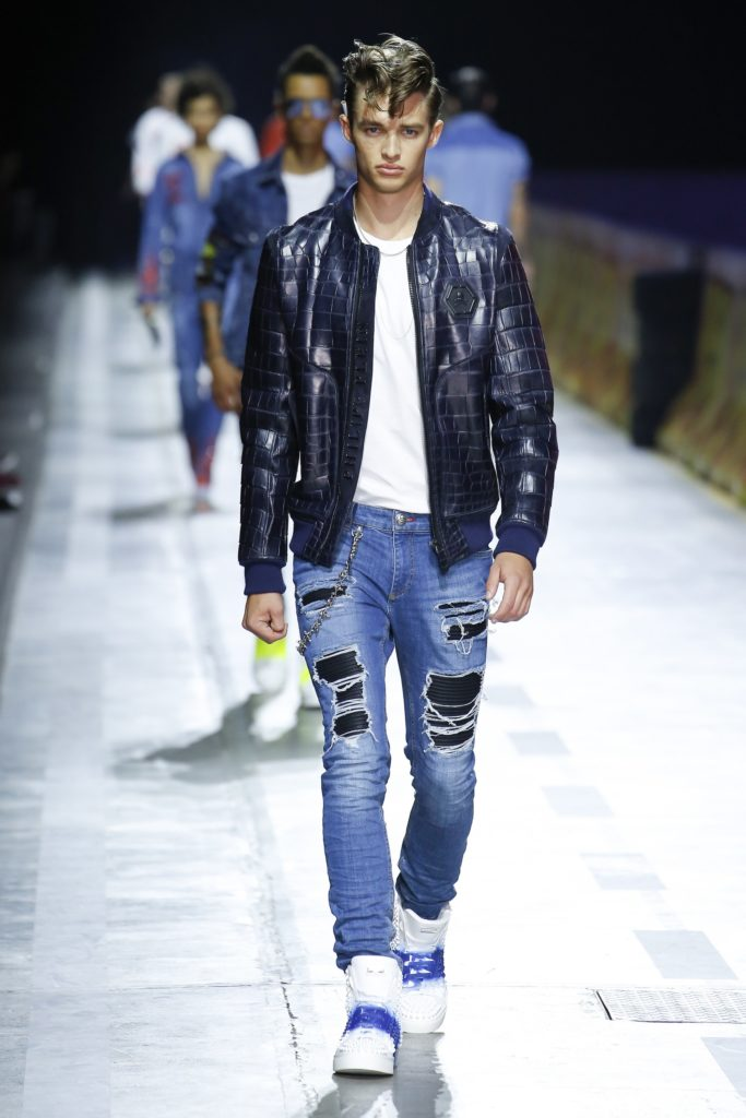 Philipp Plein Milan Fashion Week Men's Spring Summer 2018 - Sagaboi - Look 58