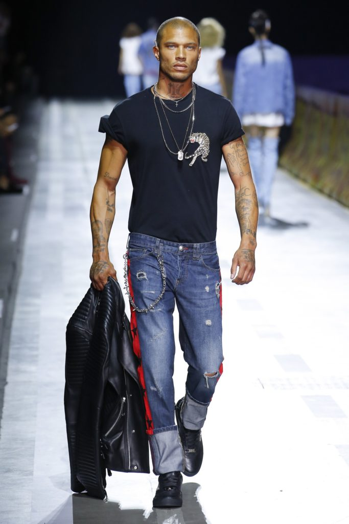 Philipp Plein Milan Fashion Week Men's Spring Summer 2018 - Sagaboi - Look 70