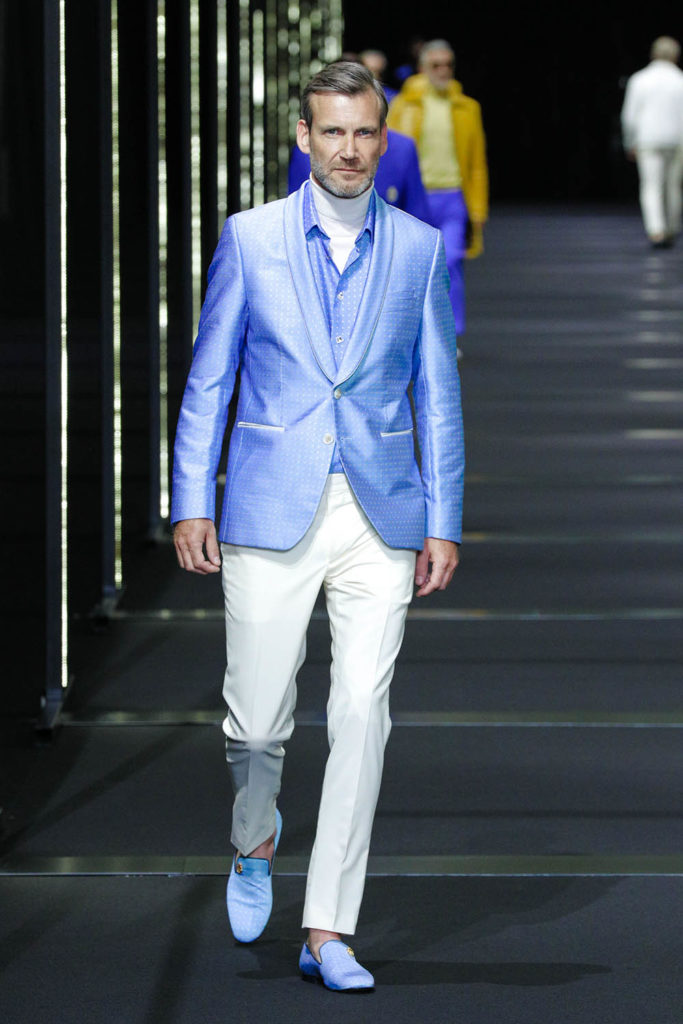 Billionaire Milan Fashion Week Men's Spring Summer 2018 - Sagaboi - Look 10