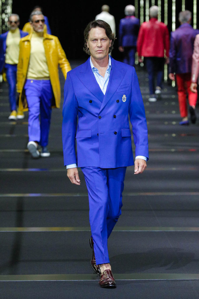 Billionaire Milan Fashion Week Men's Spring Summer 2018 - Sagaboi - Look 11