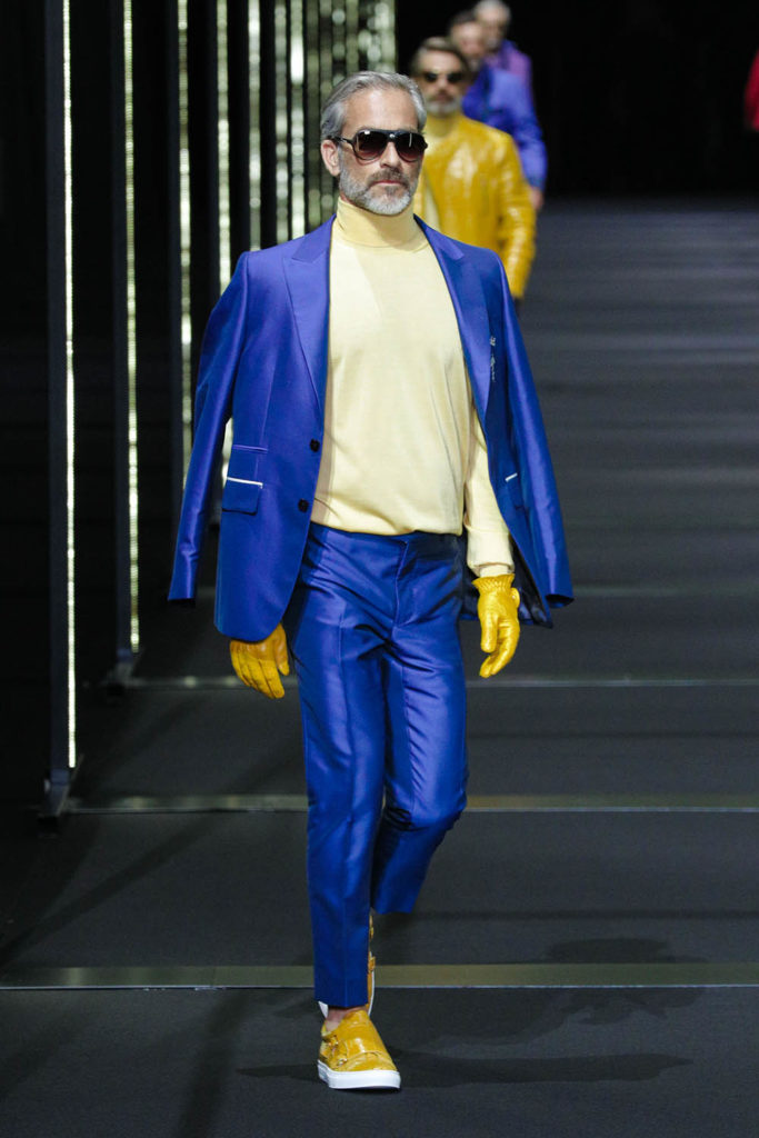 Billionaire Milan Fashion Week Men's Spring Summer 2018 - Sagaboi - Look 13