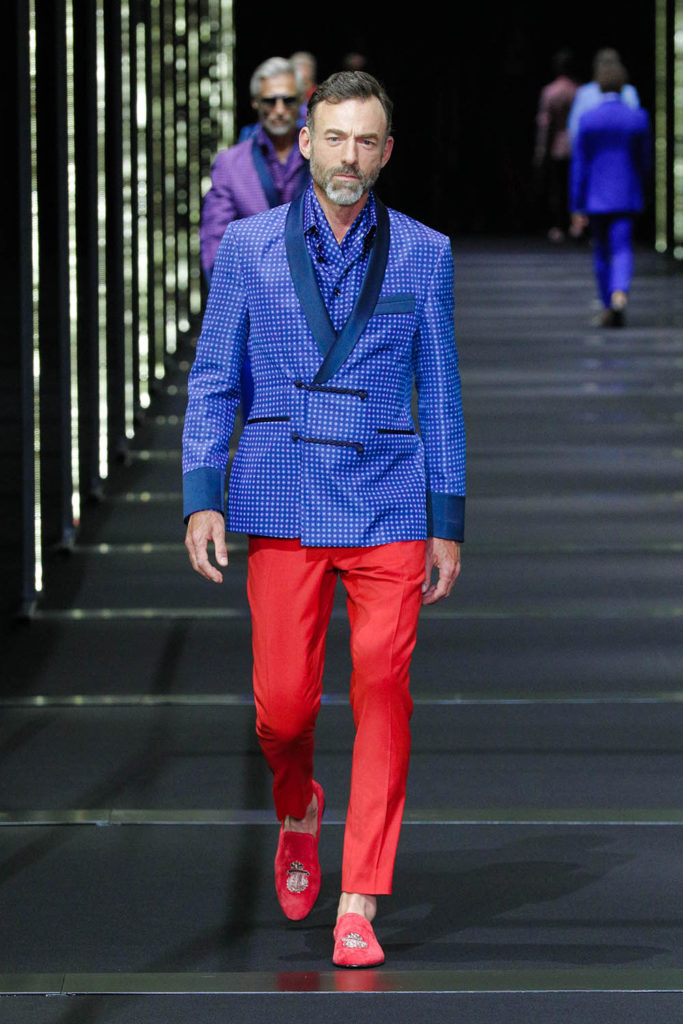 Billionaire Milan Fashion Week Men's Spring Summer 2018 - Sagaboi - Look 15