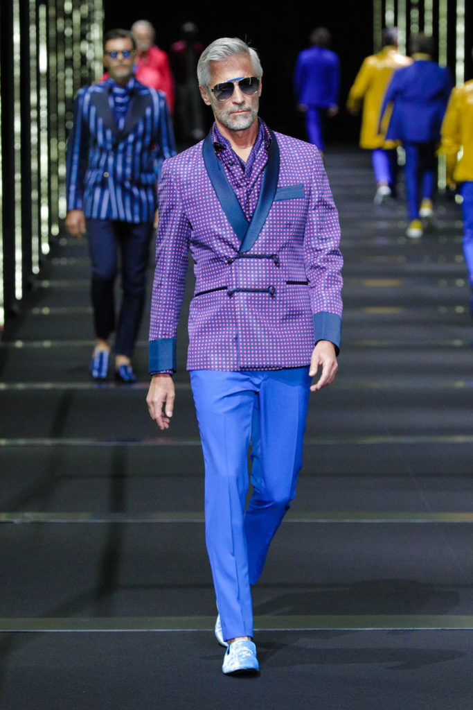 Billionaire Milan Fashion Week Men's Spring Summer 2018 - Sagaboi - Look 16