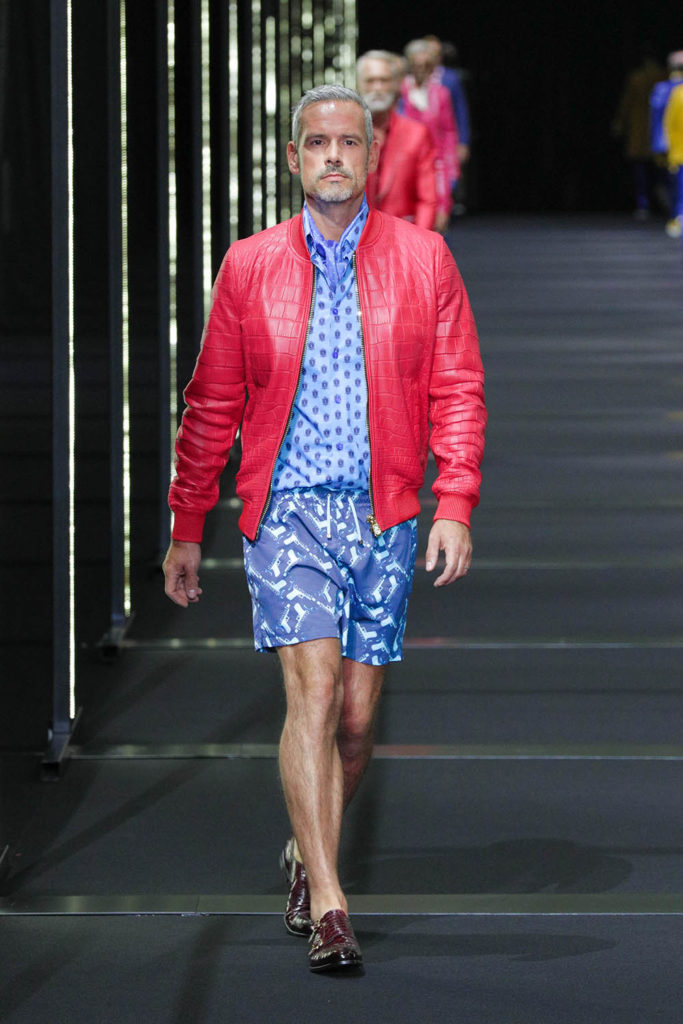 Billionaire Milan Fashion Week Men's Spring Summer 2018 - Sagaboi - Look 18