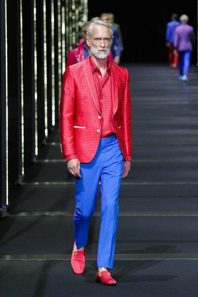 Billionaire Milan Fashion Week Men's Spring Summer 2018 - Sagaboi - Look 19