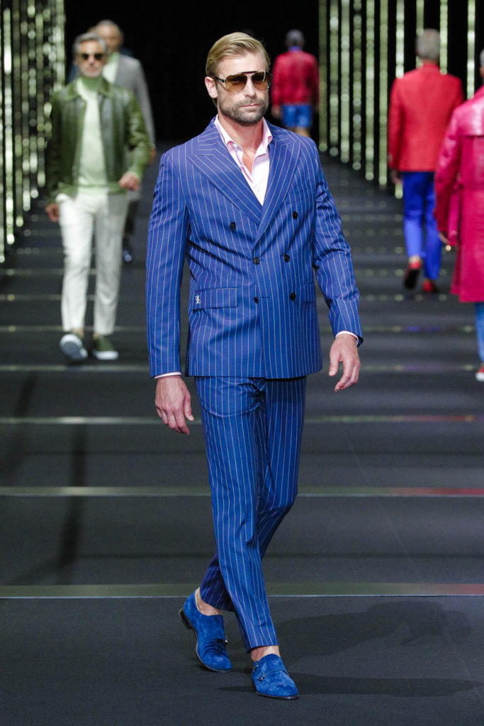 Billionaire Milan Fashion Week Men's Spring Summer 2018 - Sagaboi - Look 22