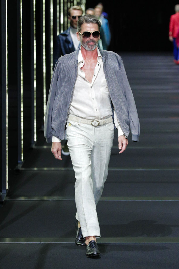 Billionaire Milan Fashion Week Men's Spring Summer 2018 - Sagaboi - Look 25
