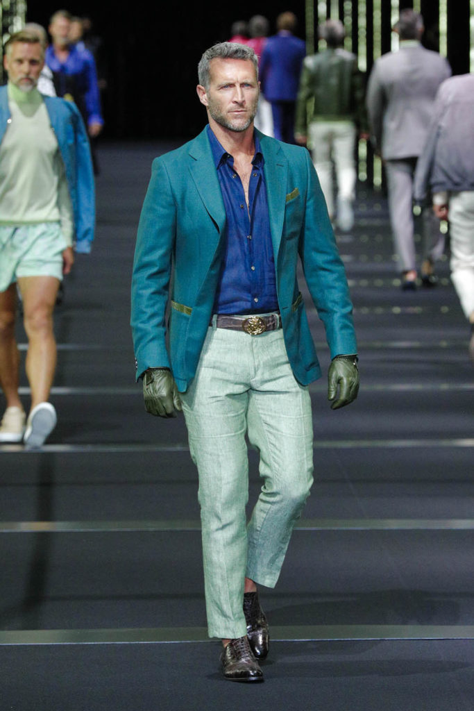 Billionaire Milan Fashion Week Men's Spring Summer 2018 - Sagaboi - Look 27