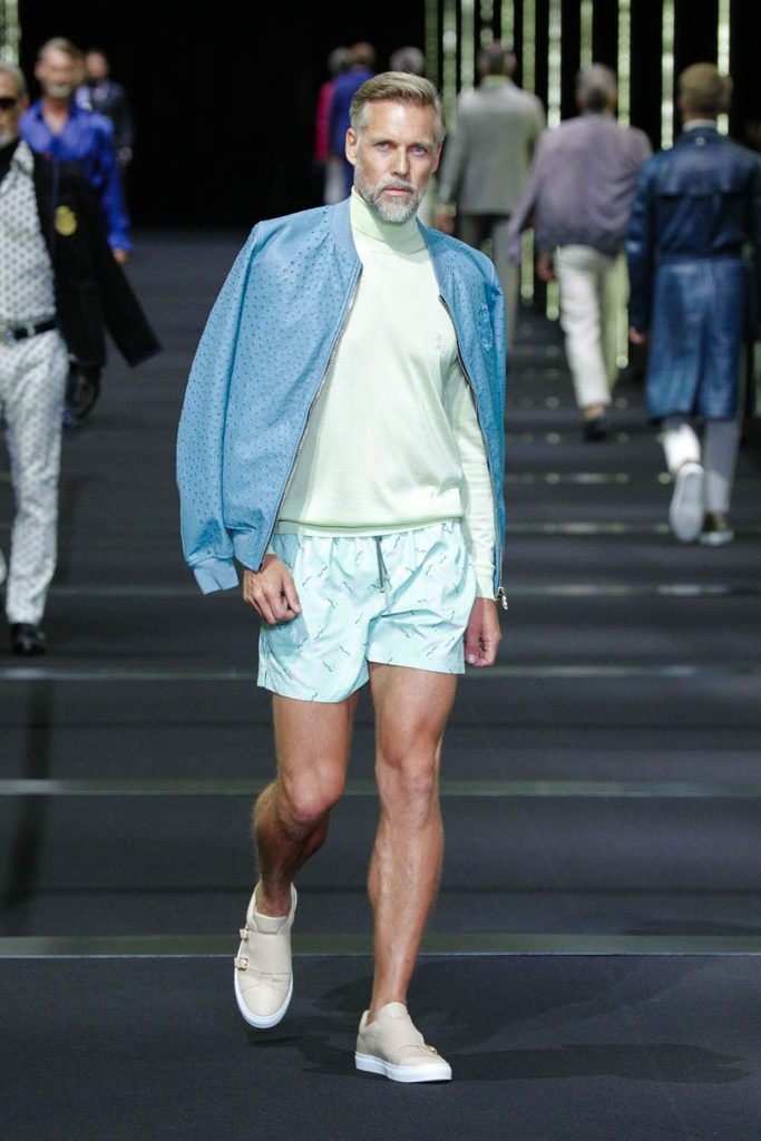 Billionaire Milan Fashion Week Men's Spring Summer 2018 - Sagaboi - Look 28