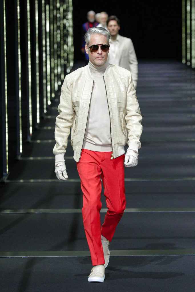 Billionaire Milan Fashion Week Men's Spring Summer 2018 - Sagaboi - Look 3
