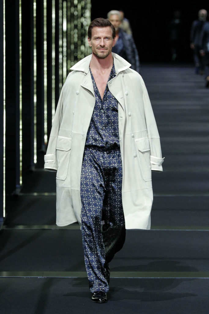 Billionaire Milan Fashion Week Men's Spring Summer 2018 - Sagaboi - Look 38