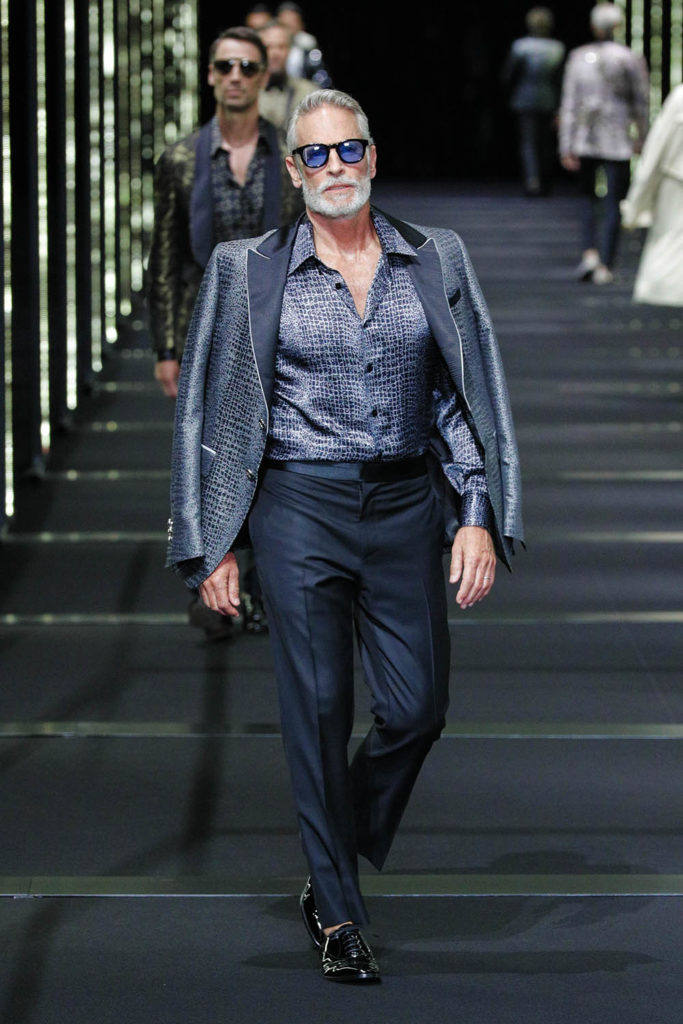 Billionaire Milan Fashion Week Men's Spring Summer 2018 - Sagaboi - Look 40