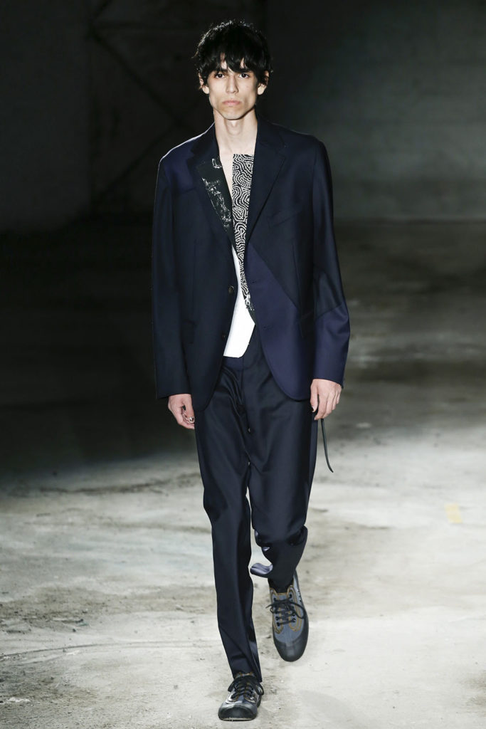 Damir Doma Milan Fashion Week Men's Spring Summer 2018 - Sagaboi - Look 23