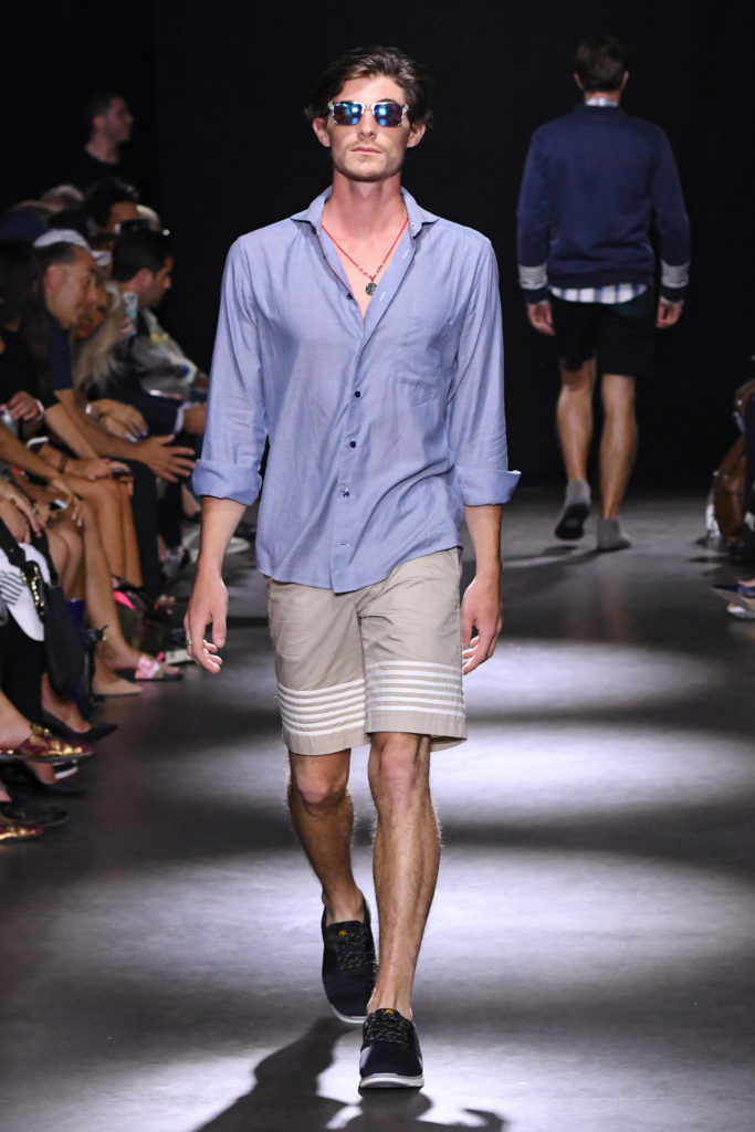 Grungy Gentleman New York Fashion Week Men's Spring Summer 2018 - Sagaboi - Look 22