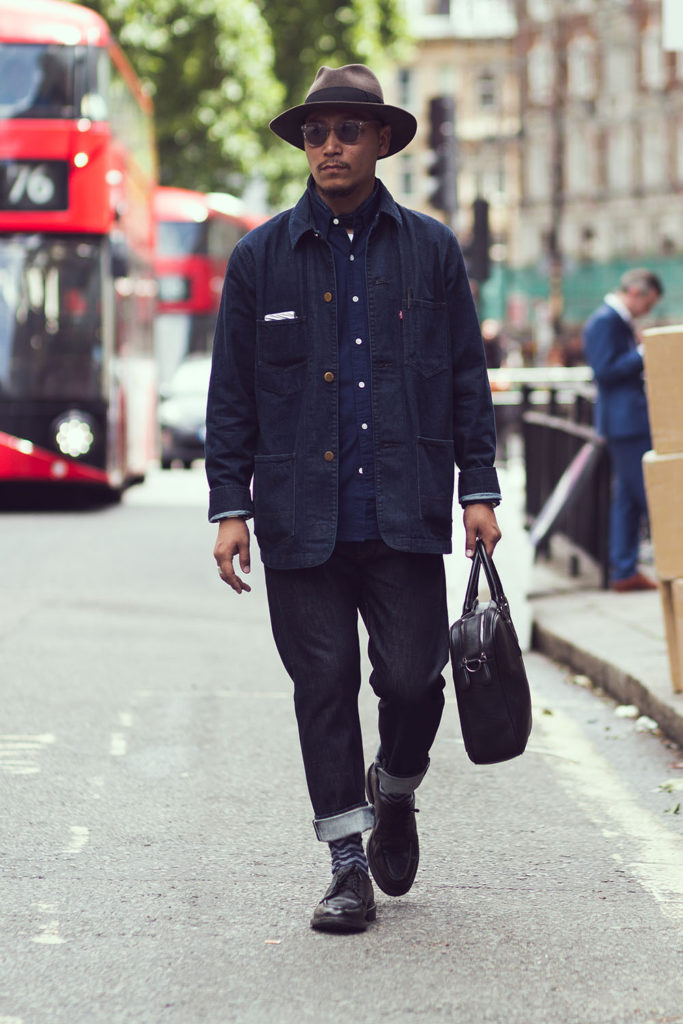 The Best Street Style At London Fashion Week Men 39 S