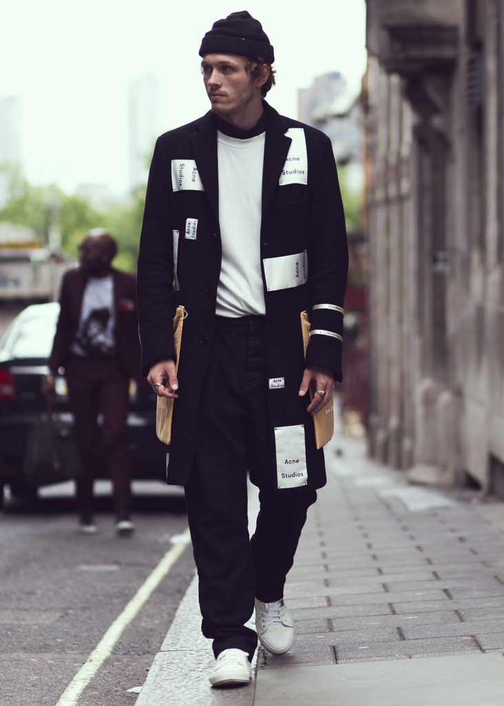 The Best Street Style At London Fashion Week Men S