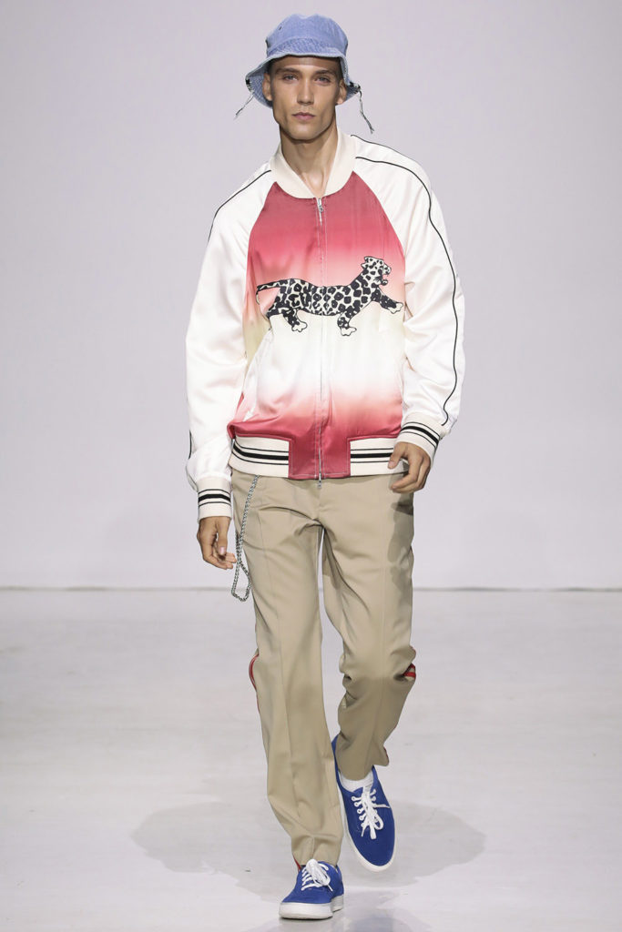 Ovadia and Sons New York Fashion Week Men's Spring Summer 2018 - Sagaboi - Look 1